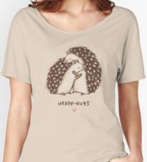 Hedge-hugs Women's Relaxed Fit T-Shirt