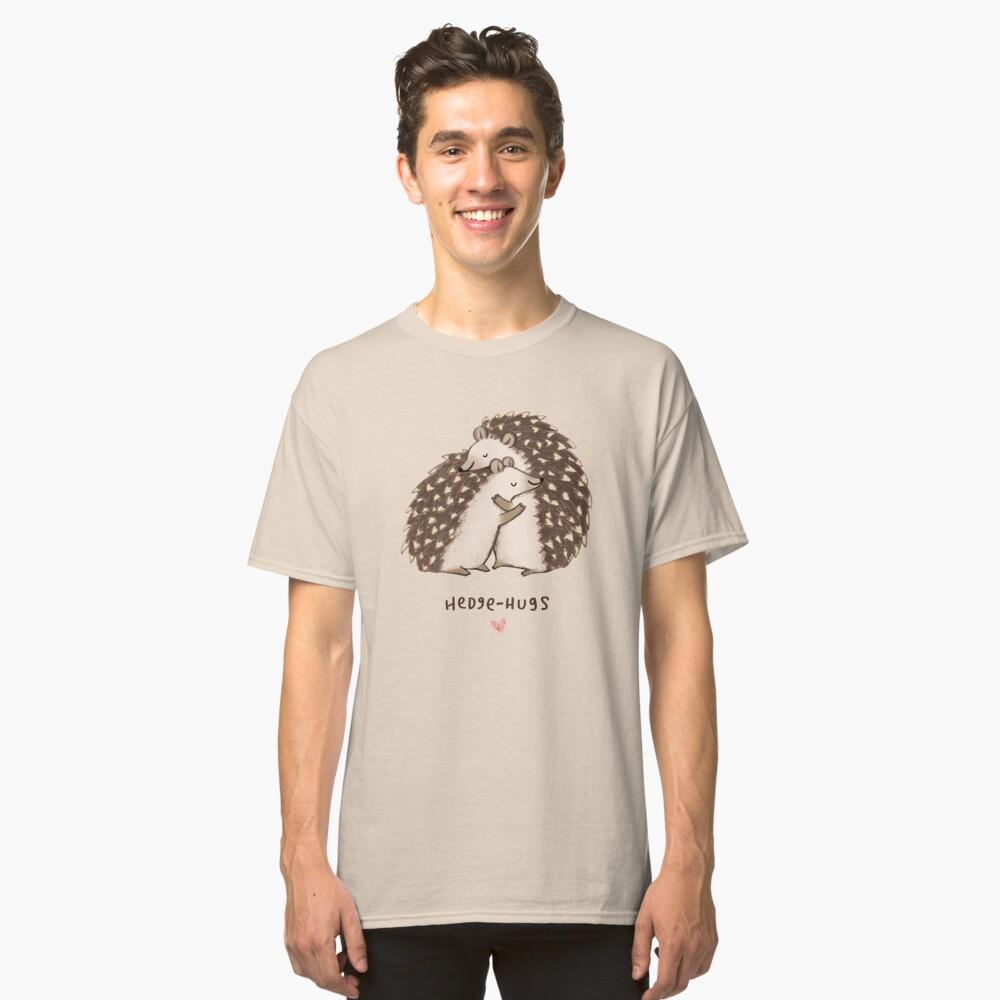 Hedge-Umarmungen Classic T-Shirt