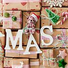 Merry Christmas by Barbara Neveu