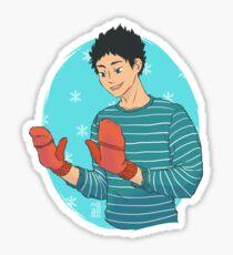 Smitten Mittens Sticker