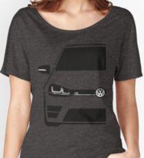 MK7 Golf R Half Cut Women's Relaxed Fit T-Shirt