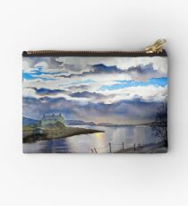 Four Seasons - One Day -Grimwith Studio Pouch