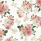 Vintage Floral by ReeceWar