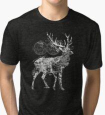 Deer Wanderlust Tri-blend T-Shirt