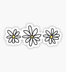 Image result for flower stickers redbubble