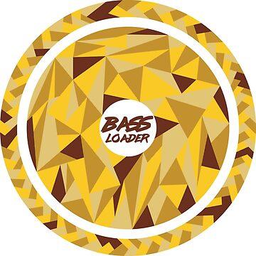 """""""Bass Loader"""" Crystal Circle by Wuiye"""