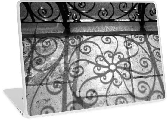 Shadow Swirls No. 2, Old Exchange by Benjamin Padgett