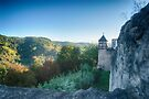 Marksburg Castle Rhineland Germany by Imagery