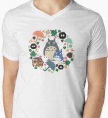 Green Totoro Wreath - My Neighbor Totoro T-Shirt