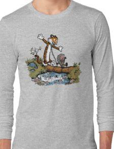 Survivor friends Long Sleeve T-Shirt