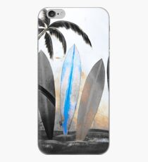 Surfboards iPhone Case
