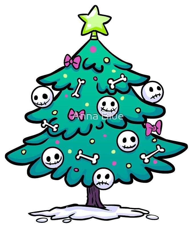 emoji christmas tree and pile of poop
