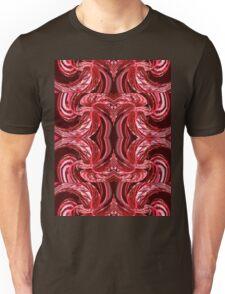 Red Swirled T-Shirt