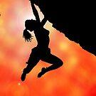 bouldering flare by mindgoop