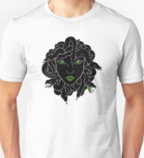 Green Gorgon Unisex T-Shirt