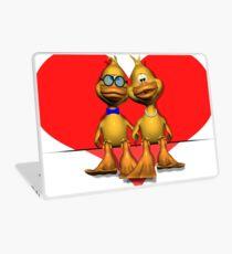 Loving Couple Laptop Skin