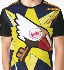 Sakura Graphic T-Shirt