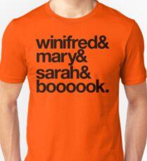 The Sanderson Crew Unisex T-Shirt