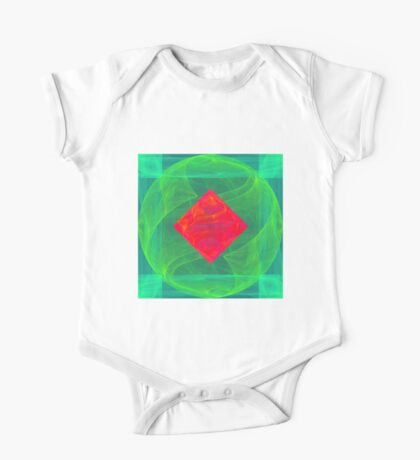 Antiquarian Pulsar infrared #fractal art Kids Clothes