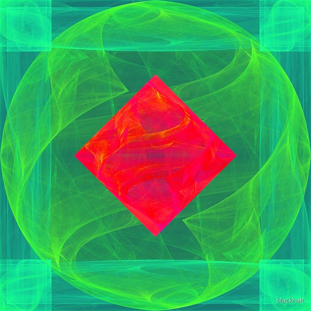Antiquarian Pulsar infrared #fractal art by blackhalt