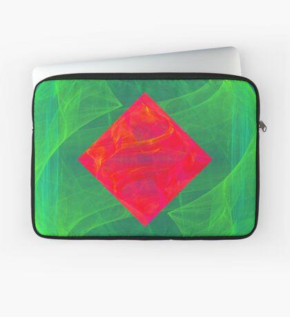 Antiquarian Pulsar infrared #fractal art Laptop Sleeve