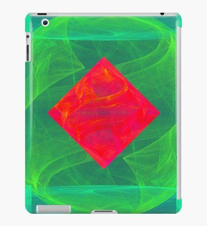Antiquarian Pulsar infrared #fractal art iPad Case/Skin