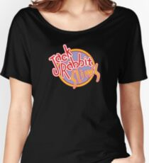 Jack Rabbit Slim's - Circle Logo Variant Two Women's Relaxed Fit T-Shirt
