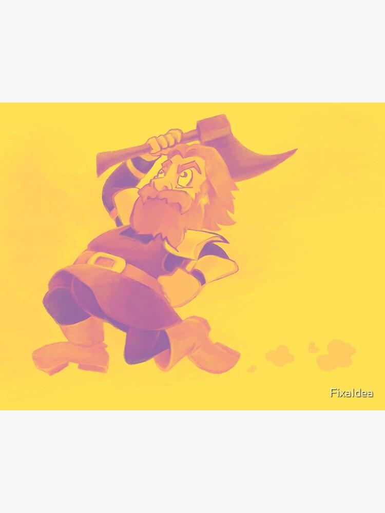 Gimli - begrenzte Palette von FixaIdea