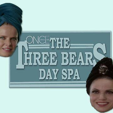 Three Bears Day Spa by CloBrim