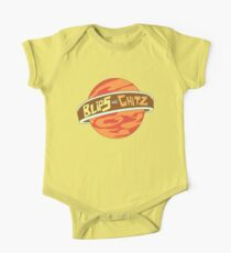 Blips and Chitz One Piece - Short Sleeve