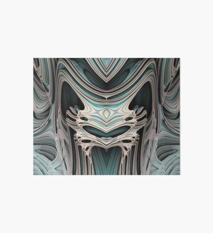 Cosmic creature #Fractal B Art Board Print