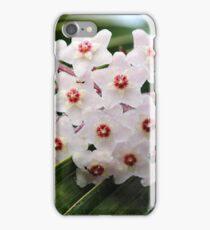White Florets iPhone Case/Skin