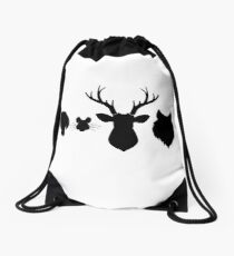 The Marauders Drawstring Bag
