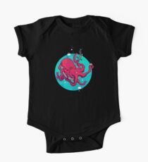 Octopus and Anchor Kids Clothes