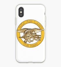 Navy Sea Air Land (SEALs) iPhone-Hülle & Cover