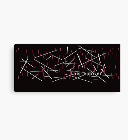 The repairer Canvas Print