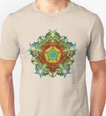 Energetic Geometry-   Multidimensional Power Star Energy Unisex T-Shirt