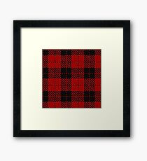 me peterson designs | hipster red Framed Print
