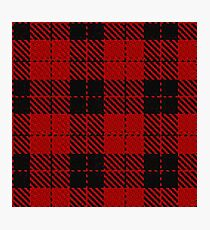me peterson designs   hipster red Photographic Print
