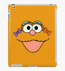 Sesame face iPad Case/Skin
