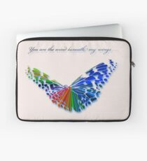 Wind Beneath my Wings . . . Laptop Sleeve