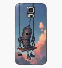 Der Meteorologe Hülle & Skin für Samsung Galaxy