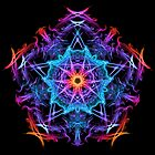 Energetic Geometry - The Magi's Wish    by Leah McNeir