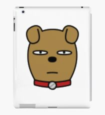 KakaoTalk Friends Frodo (Resting Face) iPad Case/Skin
