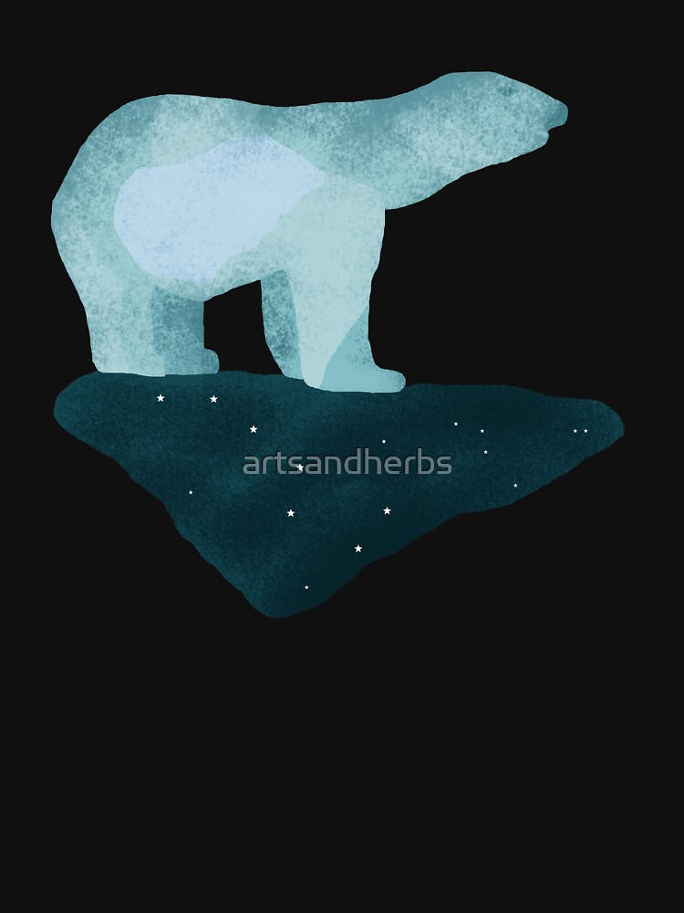 Polar Bear by artsandherbs