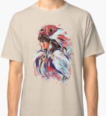 Abtract Princess Classic T-Shirt