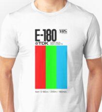 VHS Tape Retro Unisex T-Shirt