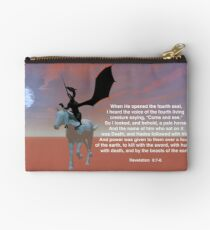 The Fourth Horseman Studio Pouch