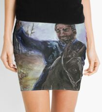 Hiram Rhodes Revels Mini Skirt