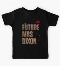 The Future Mrs Dixon Kids Clothes